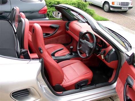 Porsche Boxster Interior Upgrades by Porsche Boxster 2 5 Type 986 Interior Porsche