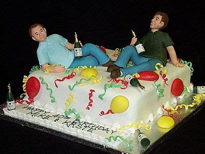 53 best Men's birthday cakes images on Pinterest   Birthdays, Cake toppers and Conch fritters