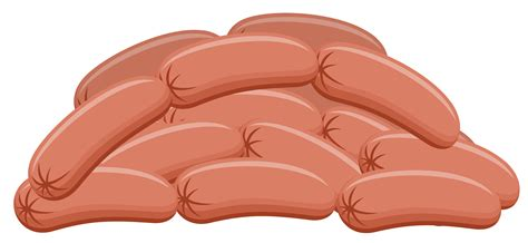 sausage clipart sausages clipart clipground