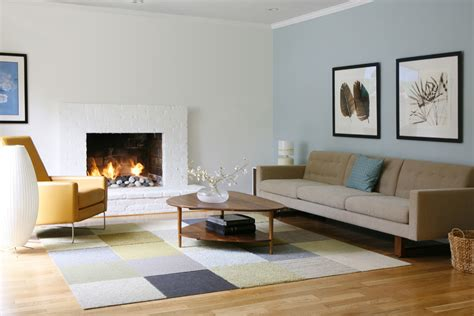 mid century modern rugs living room modern with angular