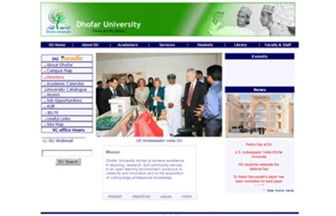 Colleges In Oman Offering Mba by Study In Oman Top Universities In Oman Oman Dhofar