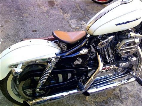 sella accedi sella per moto harley davidson e moto custom
