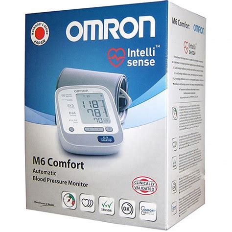 omron blood pressure monitor m6 comfort buy omron m6 comfort blood pressure monitor online for 89