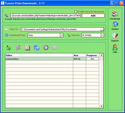 yuvutu downloader 2010 freeware