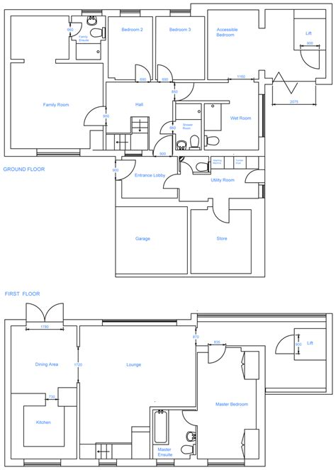 cottage company floor plans floor plans cottages