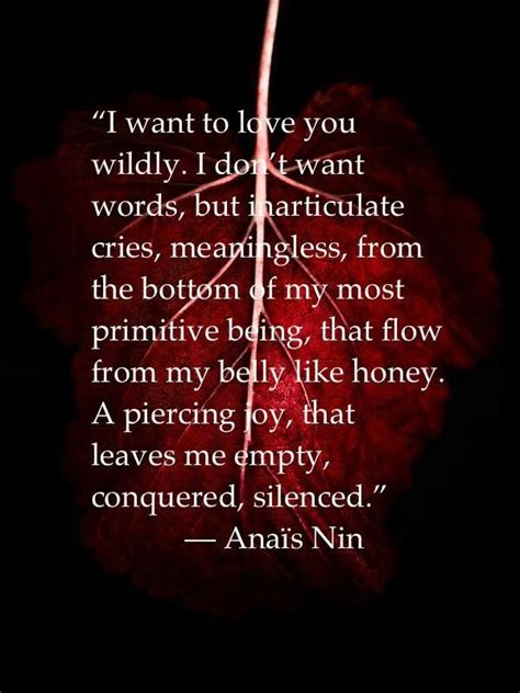 anais nin poetry quotes quotesgram