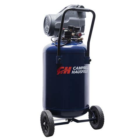 air compressor 20 gallon oilless cbell hausfeld dc200100