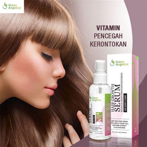Jual Vitamin Rambut Kering Dan Rontok by Sho Penumbuh Rambut Botak Kering Dan Rontok Foto