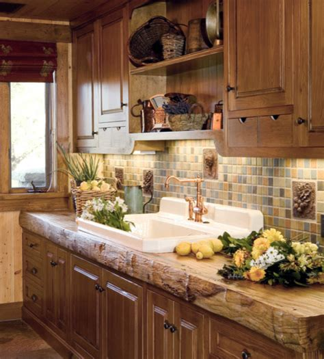 country kitchen backsplash kitchen backsplashes farmhouse tile los angeles by
