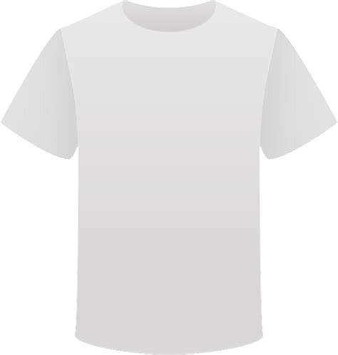 Baju Icon White t shirt clothes white 183 free vector graphic on pixabay