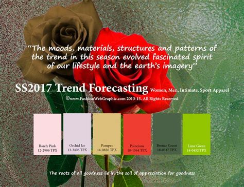 ss2017 trend forecasting on behance 17 best images about trends 2017 2018 on pinterest