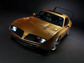 new retro car hpp goes retro with dodge daytona and plymouth superbird kits