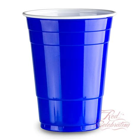 cool cups blue american cups