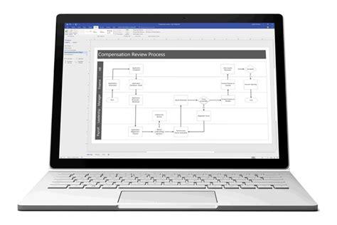 visio subscription visio 2016 professional flow chart diagram software