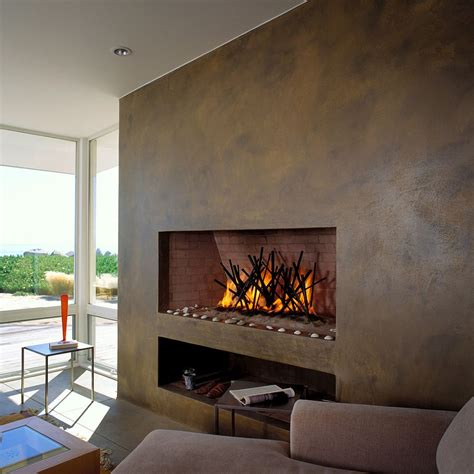 modern fireplace clarkson residence cheerful modern beach house in santa