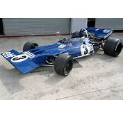 Tyrrell 001 Cosworth  Chassis 2005 Silverstone Classic