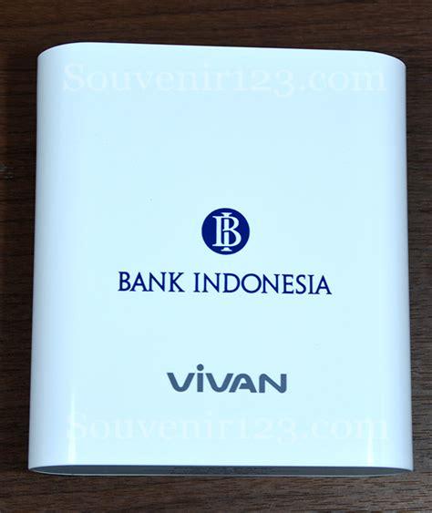 Exclusive Powerbank Vivan Ips 104 Terlaris barang promosi souvenir promosi souvenir perusahaan usb