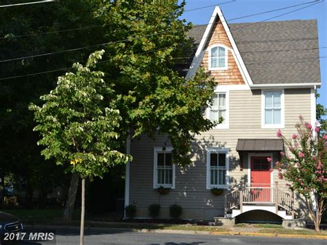 District Photo Beltsville Md Floor Plan - homes for sale in the historical district of easton