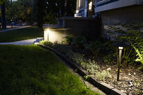 install landscape lighting how to install line voltage landscape lighting colour story design lights and ls
