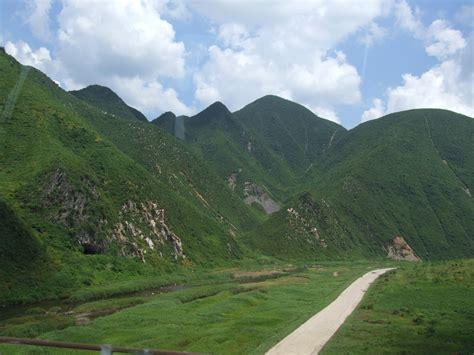 Landscape Photography Korea File Landscape With Mountains In Korea Jpg