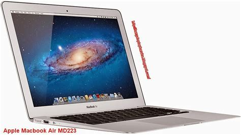 Macbook Air Md223 laptop apple macbook air md223