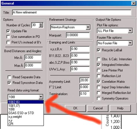 format html file input starting out with lhpm rietica and inputting your raw data