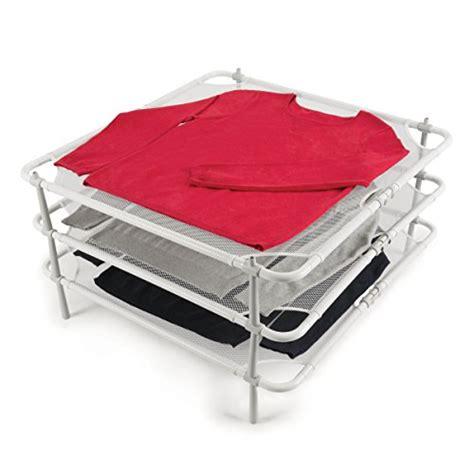 oxo grips folding sweater dryer with fold flat legs