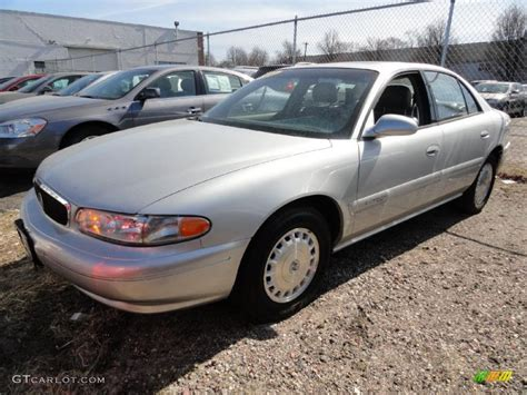 silver buick century 2000 sterling silver metallic buick century limited