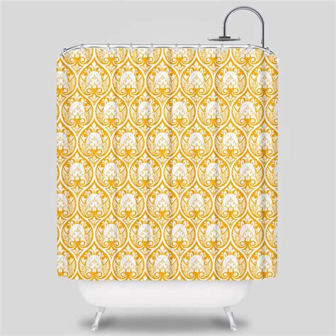 sam flores shower curtain bunny wings shower curtain by jeremy fish