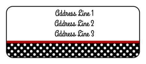 Address Label Templates Download Address Label Designs Free Address Label Design Templates