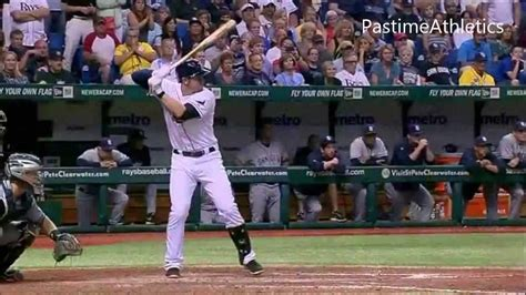 teaching baseball swing mechanics evan longoria slow motion hr baseball swing hitting