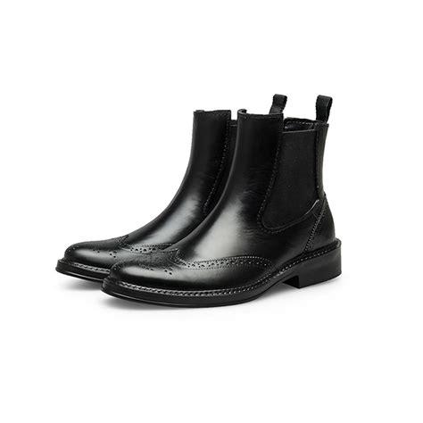 Sepatu Fashion fashion dress sepatu chelsea ankle boots hujan pria sepatu