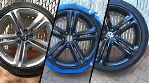 plasti dip colors rims how to plasti dip wheels glossifier complete guide