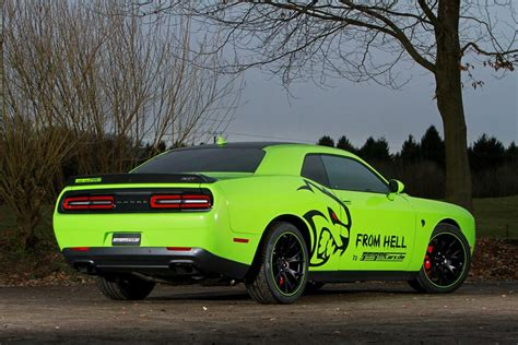 2015 Dodge Challenger SRT Hellcat Price In Europe: ?86,000