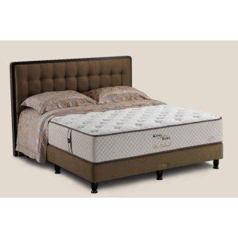 Bantal King Koil Royal daftar harga bed king koil november 2017 lengkap