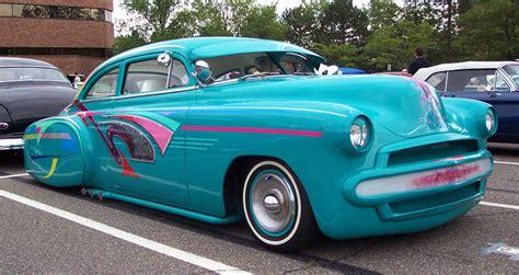1951 chevrolet custom paint