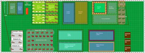 layout planner garden plan 2013 allotment