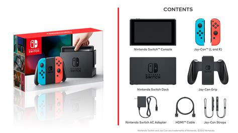 Nintendo Switch Neon Blue nintendo switch console with neon blue and neon con for nintendo switch gamestop