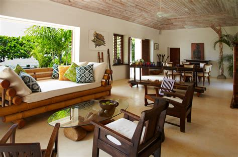 caribbean style furniture interior home design home