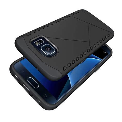 Samsung Galaxy S7 Edge Wallet Leather Armor Dompet Sarung Casing Mewah samsung galaxy s7 edge hybrid combo aegis armor cover