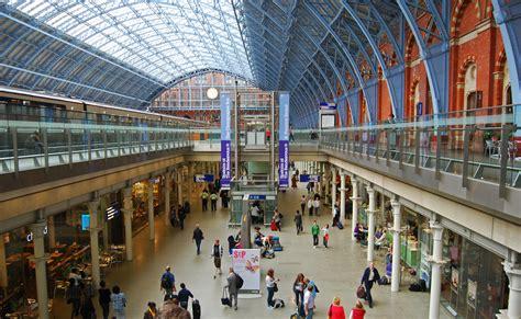 Bahnhof St Pancras by File St Pancras Railway Station Jpg