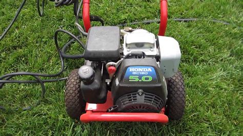 pressure washers honda gcv pressure washer manual