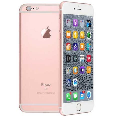 new apple iphone 6s plus gold unlocked phone for at t and t mobile cheap phones