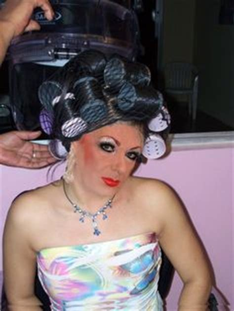 husband in hair curlers 1000 images about denise on pinterest hair nets full