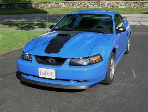2004 mach 1 mustang specs on 2004 ford mustang mach 1