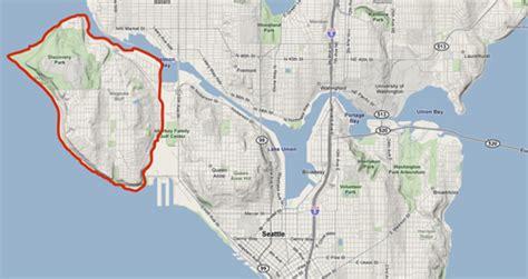 seattle map magnolia magnolia seattle map swimnova