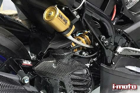 Mono Shock Ride It Gp 150r i moto yamaha nvx 155 gp special edition