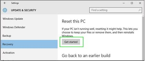 resetting hp windows 10 how do i restore my hp laptop with windows 10 to factory
