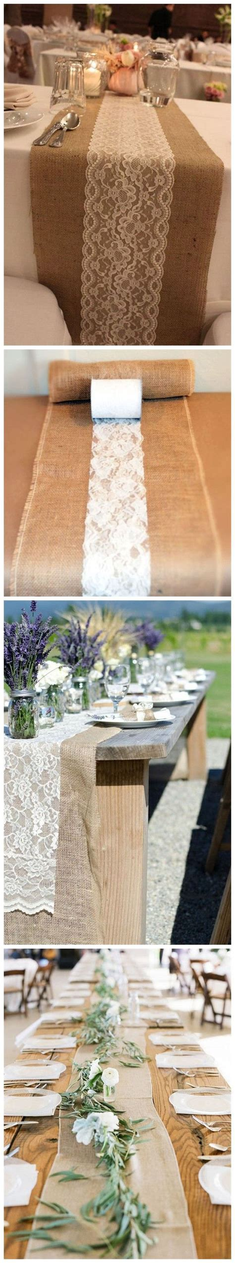 diy table runner ideas best 25 wedding table runners ideas on rustic