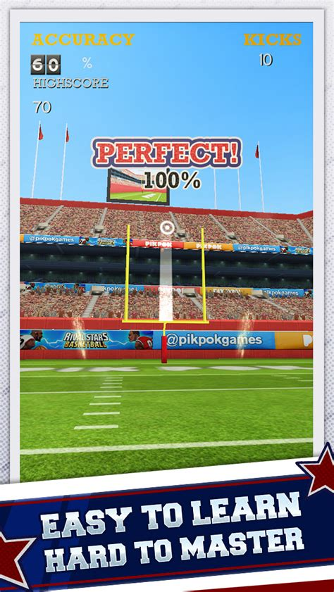 Iphone Giveaway Of The Day - iphone giveaway of the day flick kick field goal